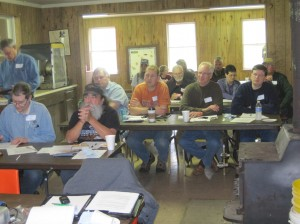 May 4, 2013 class at Peoria, IL